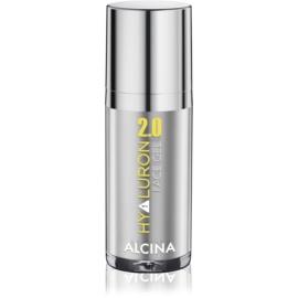 Alcina Hyaluron 2.0 pleťový gel s vyhlazujícím efektem  30 ml