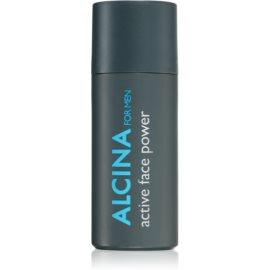 Alcina For Men aktivni gel za obraz za intenzivno hidracijo  50 ml