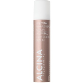Alcina AgeVital Energy-Serum für gefärbtes Haar  30 ml