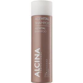 Alcina AgeVital shampoing pour cheveux colorés  250 ml