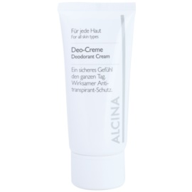 Alcina For All Skin Types Deo-Creme  50 ml