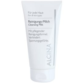 Alcina For All Skin Types Reinigungsmilch  150 ml