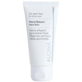 Alcina For All Skin Types Handbalsam für trockene und rissige Haut  50 ml
