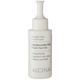 Alcina For All Skin Types antibakterielles Gel für die Hände  50 ml