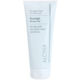 Alcina For All Skin Types Duschgel mit Mineralien  200 ml