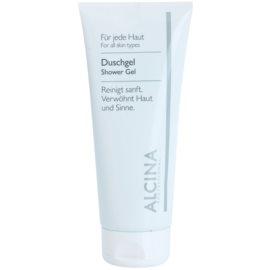 Alcina For All Skin Types tusfürdő gél ásványi anyagokkal  200 ml