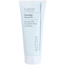 Alcina For All Skin Types sprchový gel s minerály  200 ml
