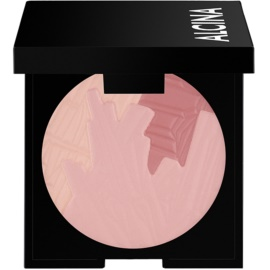 Alcina Brilliant Multicolored Blush Shade 010 Tripple Rose 10 g