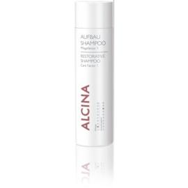 Alcina Dry and Damaged Hair Regenierendes Shampoo zur täglichen Anwendung  250 ml