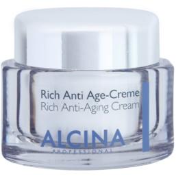 Alcina For Dry Skin výživný krém proti starnutiu pleti  50 ml