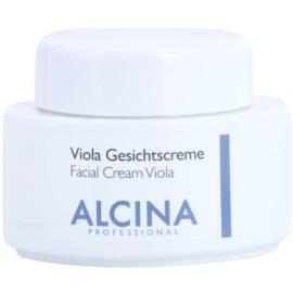 Alcina For Dry Skin Viola krém  az arcbőr megnyugtatására  100 ml