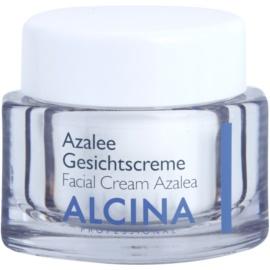 Alcina For Dry Skin Azalea crème visage pour restaurer la barrière cutanée  50 ml