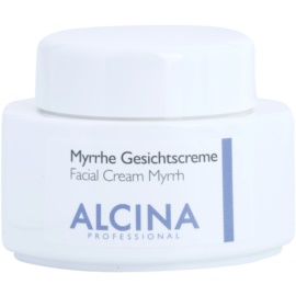 Alcina For Dry Skin Myrrh Face Cream with Anti-Ageing Effect  100 ml