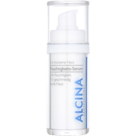 Alcina For Dry Skin Hydraterende Serum   30 ml