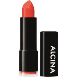 Alcina Decorative Shiny magas fényű rúzs árnyalat 030 Coral