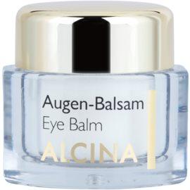 Alcina Effective Care балсам против бръчки  за околоочната област (Reduces Lines and Small Wrinkles) 15 мл.