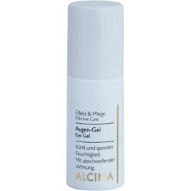 Alcina Effective Care gel za predel okoli oči s hladilnim učinkom  15 ml