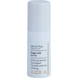 Alcina Effective Care gel de contorno de olhos com efeito resfrescante  15 ml