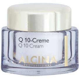 Alcina Effective Care creme facial com coenzima Q10  50 ml