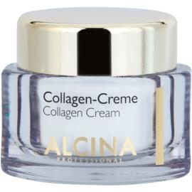 Alcina Effective Care pleťový krém s kolagenem  50 ml