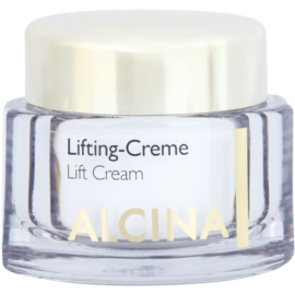 Alcina Effective Care liftinges krém a bőr feszességéért  50 ml