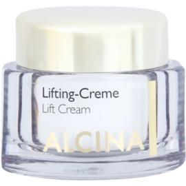 Alcina Effective Care Lifting Crème voor Strakke Huid   50 ml