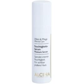 Alcina Effective Care hidratáló szérum a láthatóan feszesebb bőrért  30 ml
