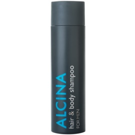 Alcina For Men shampoing cheveux et corps  250 ml