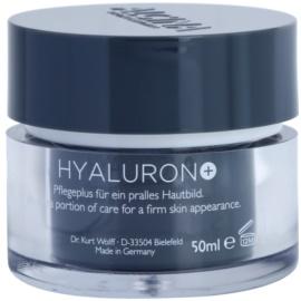 Alcina Hyaluron + pleťový krém s vyhlazujícím efektem  50 ml