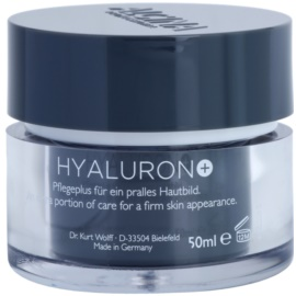 Alcina Hyaluron + crema pentru ten  cu efect de netezire  50 ml