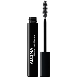 Alcina Decorative Natural Look mascara pour un look naturel teinte 010 Black 8 ml