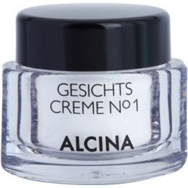 Alcina N°1 Hautcreme mit feuchtigkeitsspendender Wirkung  50 ml
