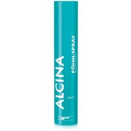 Alcina Styling Natural Föhnspray für natürliche Geschmeidigkeit und Haarvolumen  200 ml