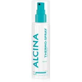 Alcina Styling Natural termo spray z ochronnym efektem do włosów zniszczonych częstym suszeniem  125 ml