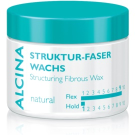 Alcina Styling Natural Structure Wax   50 ml