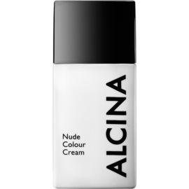 Alcina Decorative Nude Colour crema tonifianta pentru un look natural  35 ml