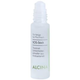 Alcina For Oily Skin SOS sérum s kyselinou salycilovou pro pleť s nedokonalostmi  10 ml