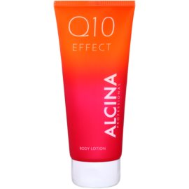 Alcina Q10 Effect Body Milk With Moisturizing Effect  200 ml