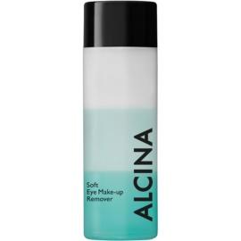 Alcina Decorative Soft Remover kétrétegű smink lemosó szemre  100 ml