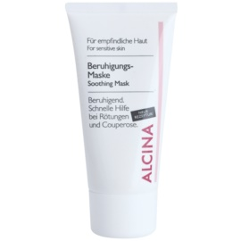 Alcina For Sensitive Skin Soothing Mask With Immediate Effect  50 ml