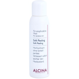 Alcina For Sensitive Skin exfoliante enzimático suave  25 g