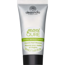 Alessandro Maniqure Hand & Nails Mousse 50 ml