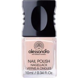 Alessandro Nail Polish smalto per unghie colore 108 Nude Elegance 10 ml