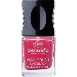 Alessandro Nail Polish lak za nohte odtenek 141 Sweet Blackberry 10 ml