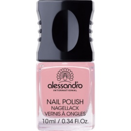 Alessandro Nail Polish lak za nohte odtenek 179 Little Princess 10 ml