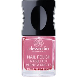 Alessandro Nail Polish Nagellack Farbton 930 My First Love 10 ml