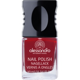 Alessandro Nail Polish Nagellack Farbton 934 P.S. I Love You 10 ml