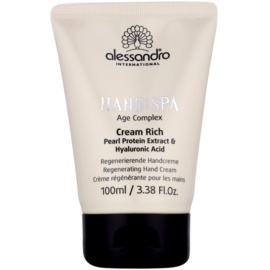 Alessandro Hand! Spa Age Complex Restoring Cream For Hands  100 ml
