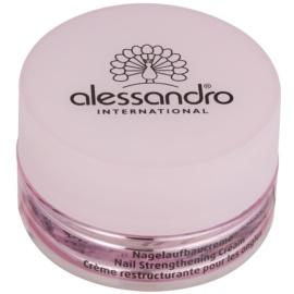 Alessandro NailSpa stärkende Krem für Nägel  15 ml