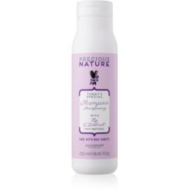 Alfaparf Milano Precious Nature Fig & Walnut restrukturalisierendes Shampoo zur Stärkung der Haare  250 ml